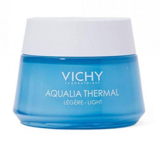 Kem Dưỡng Ẩm Cho Da Khô Và Nhạy Cảm Vichy Aqualia Thermal Light