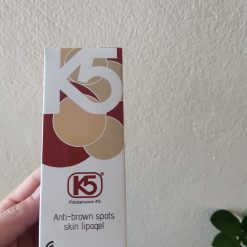 Kem trị nám K5 Lipogel từ Ý-40ml Giá bao nhiêu Có tốt không Mua ở đâu