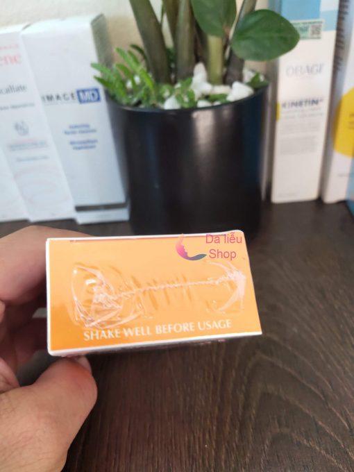review kem chống nắng eucerin sun fluid
