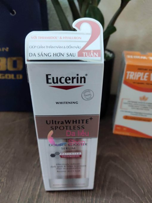 serum eucerin dưỡng trắng