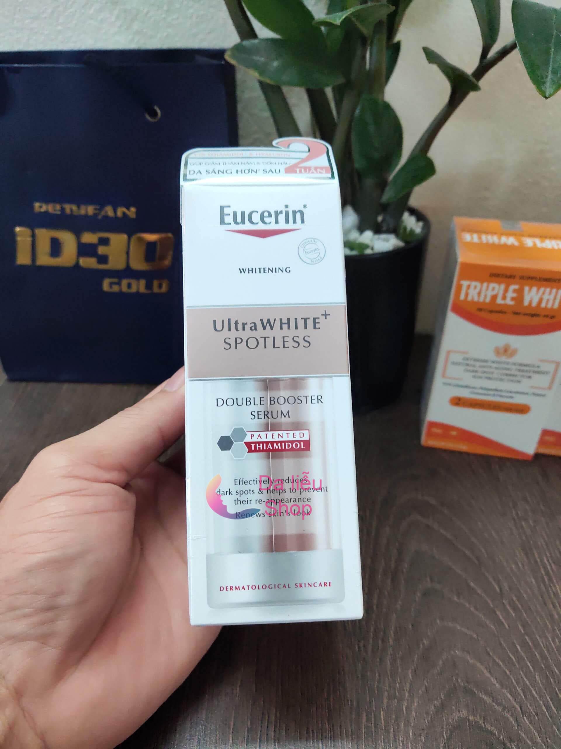 serum eucerin giá bao nhiêu