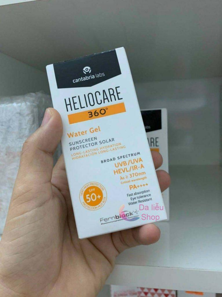 Kem chống nắng Heliocare hà nội