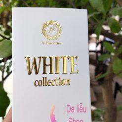 Viên uống White Collection-60 viên nhập khẩu chính hãng từ Mỹ giá tốt nhất 2021