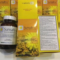 viên chống nắng sunsafe