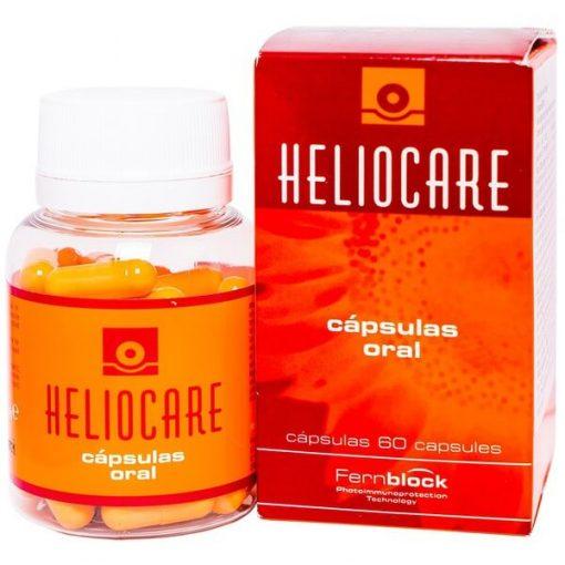 viên uống chống nắng heliocare 60 viên