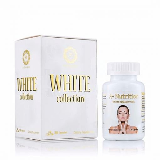 viên uống trắng da A+Nutrition White Collection