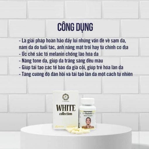 viên uống-white-collection giá tốt nhất Hà nội , hồ chí minh