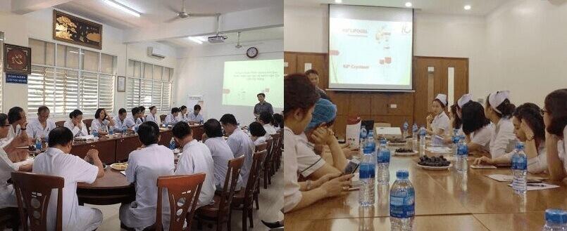 Hội thảo khoa học về k5 lipogel