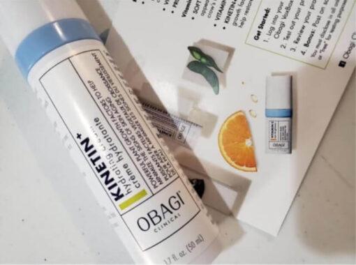 Kem dưỡng KINETIN+ OBAGI Clinical Hydrating Cream giá bao nhiêu Mua ở đâu chính hãng