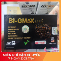 Viên uống bi-gmax 1350 GIÁ BAO NHIÊU
