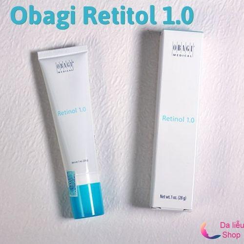 kem obagi retinol 1.0