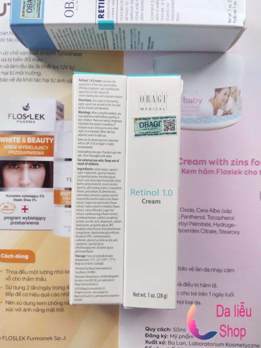 obagi retinol 1 giá bao nhiêu