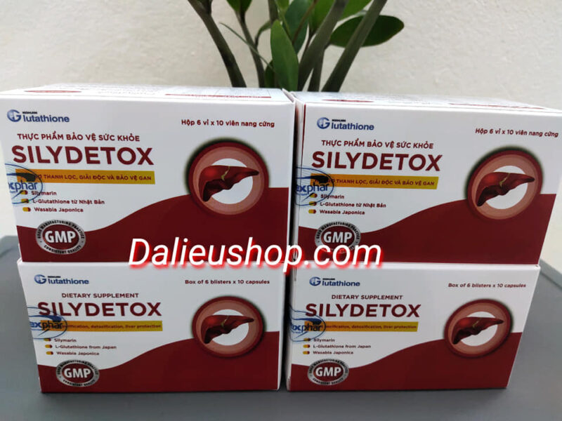 Silydetox Giá Bao Nhiêu