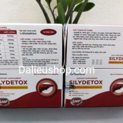 Silydetox là thuốc gì