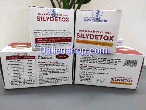 Thuốc Silydetox chính hãng