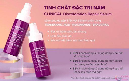 Tranexamic acid paula's choice có tốt không