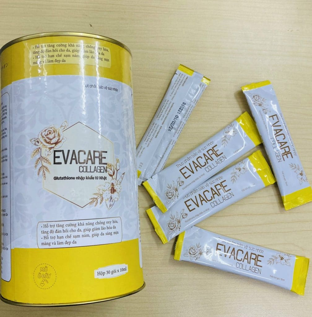 Evacare Collagen giá bao nhiêu> mua ở đâu