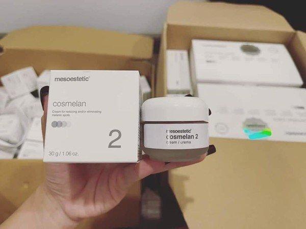 mesoestetic cosmelan 2 cream 30g