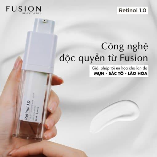 retinol của fusion