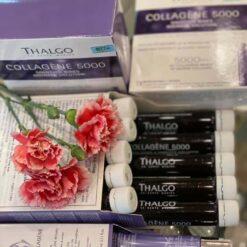 thalgo collagen 5000 đánh giá review