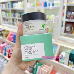 GoodNdoc Centella Repair Cream Giá Bao Nhiêu Mua Ở Đâu Chính Hãng