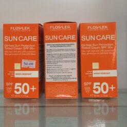 Kem chống nắng Sun Care Flosklek