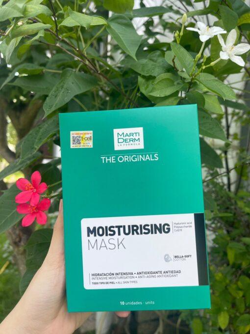 MartiDerm The Originals Moisturising Mask - Mặt nạ dưỡng ẩm chuyên sâu