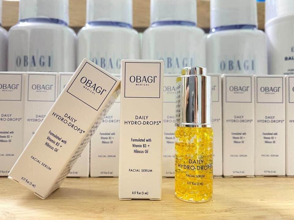 Obagi Daily Hydro-Drops Giá Bao Nhiêu Mua Ở Đâu Chính Hãng