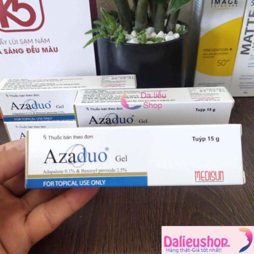 azaduo gel review