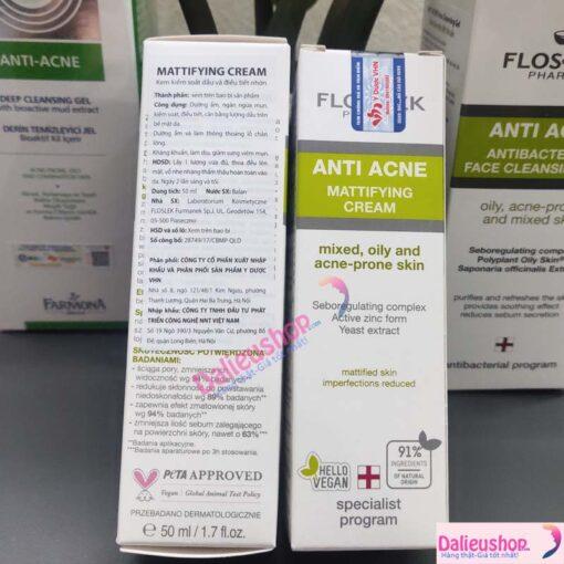 floslek dưỡng ẩm