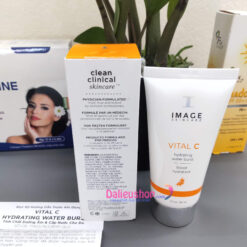 image vital c hydrating water burst review