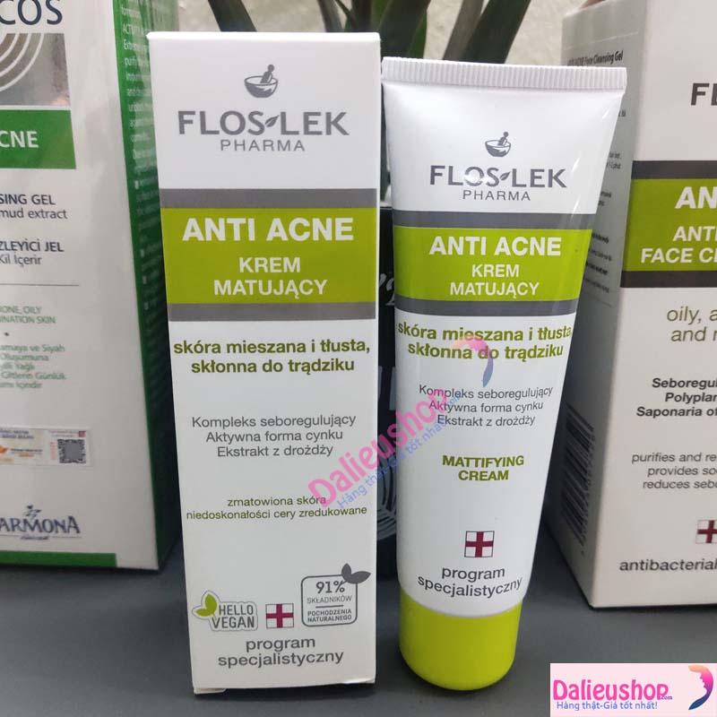 kem dưỡng floslek