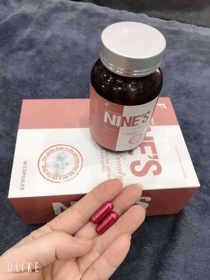 viên uống nine's