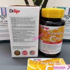 vitamin c pure drlife ha noi ho chi minh