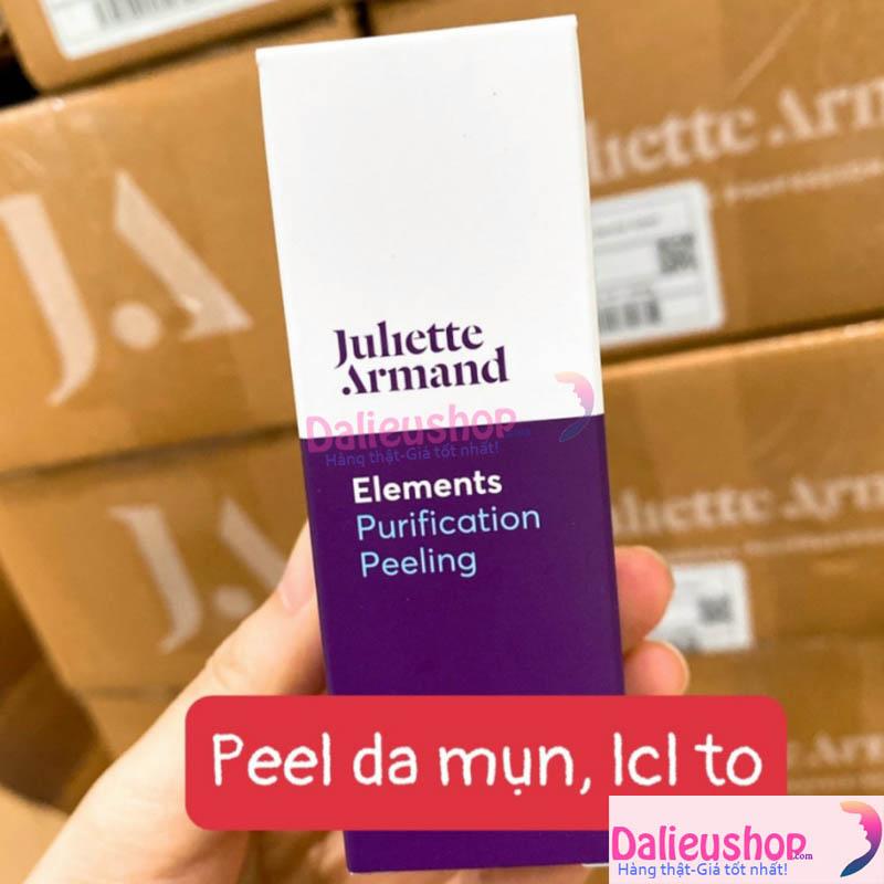 Juliette Armand Elements Purification Peeling Chính Hãng Giá Tốt 2021