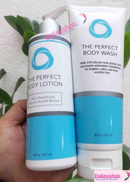 The Perfect Body Wash Giá Bao Nhiêu Mua Ở Đâu Chính Hãng