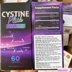 cystine plus giá bao nhiêu
