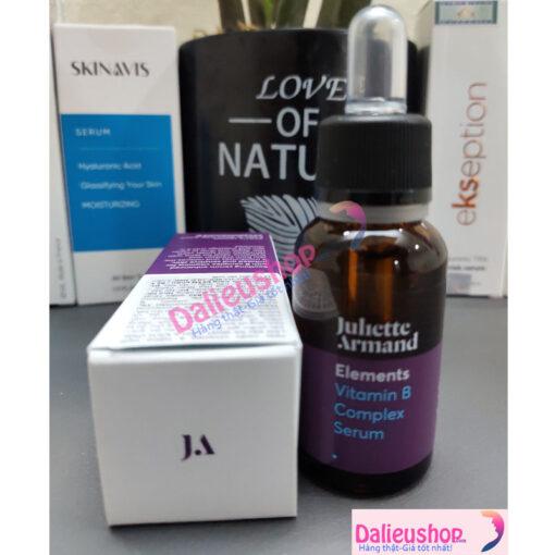 elements vitamin b complex serum