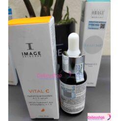 image vital c hydrating antioxidant ace serum
