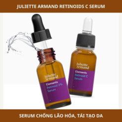 juliette armand elements retinoid c serum gia bao nhieu