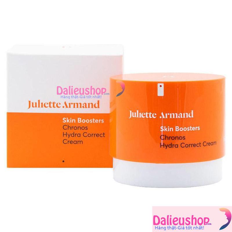 juliette armand skin boosters chronos hydra correct cream