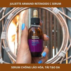retinol c serum chinh hang