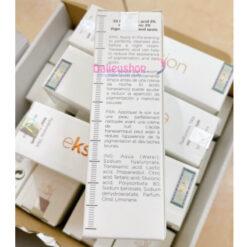 Ekseption Hyaluronic TRX Serum dưỡng ẩm và đều màu da