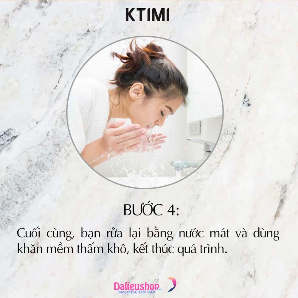 cách dùng srm fusin acne cleanser
