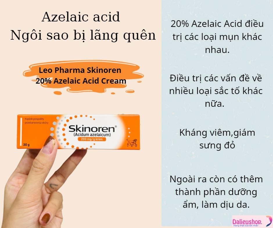 skinoren azelaic acid